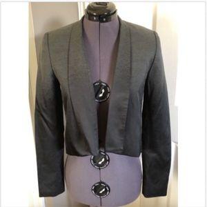 Elie Tahari Black & Gray Jacket - 2